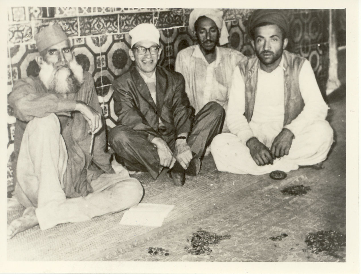 Sam-Lewis-in-Pakistan 1961
